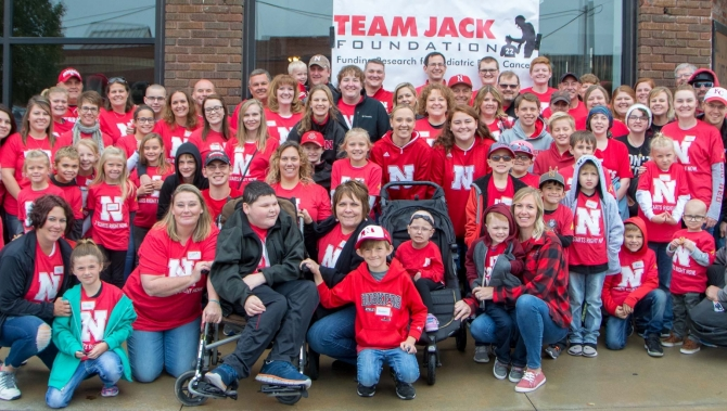 Team Jack foundation picture