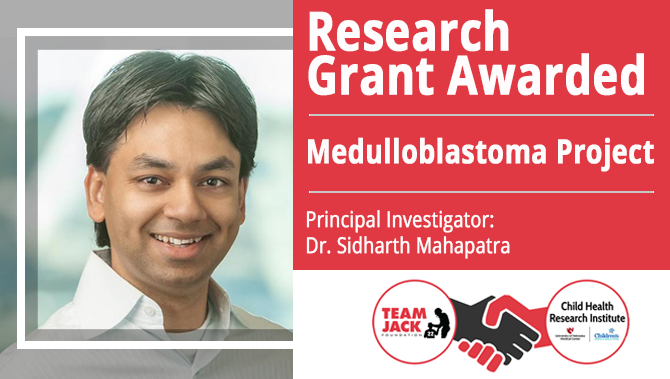 Research Award Granted banner