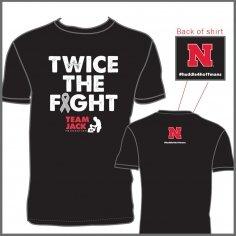 twice the fight black shirt