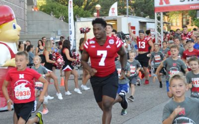 Nebraska Football Road Race Set for Father's Day, June 20, 2021